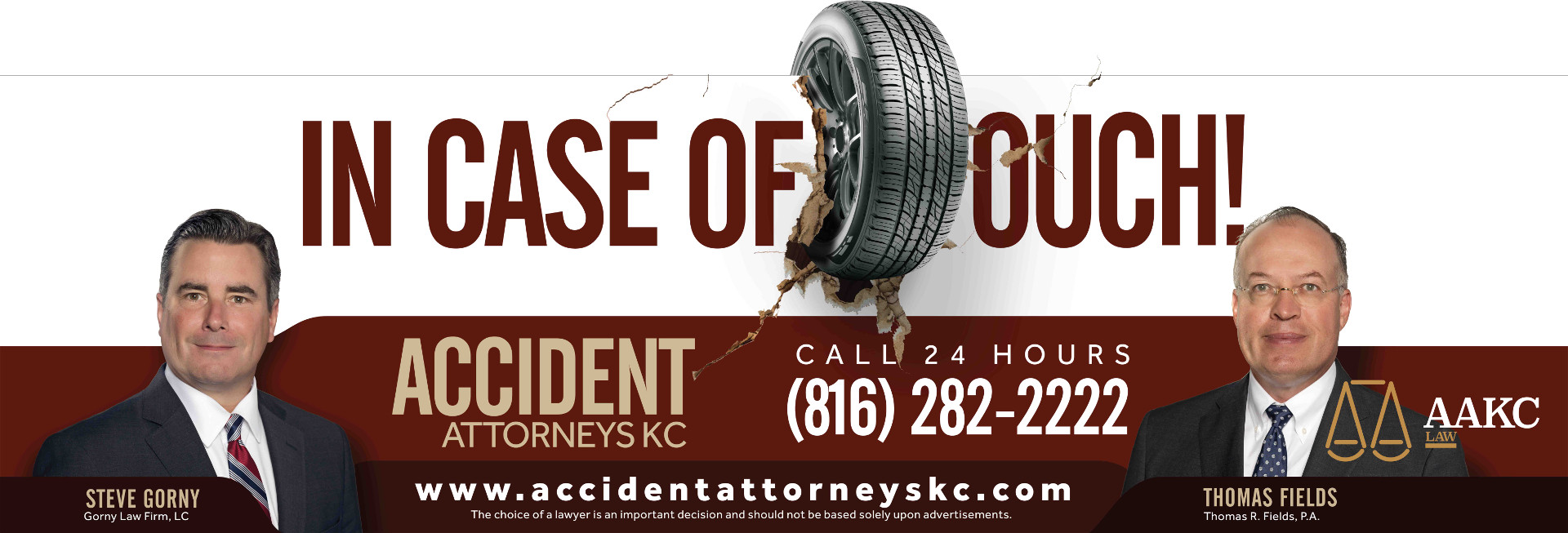 Accident Attorneys of Kansas City Banner